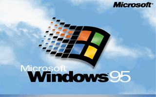 Windows bootup logo